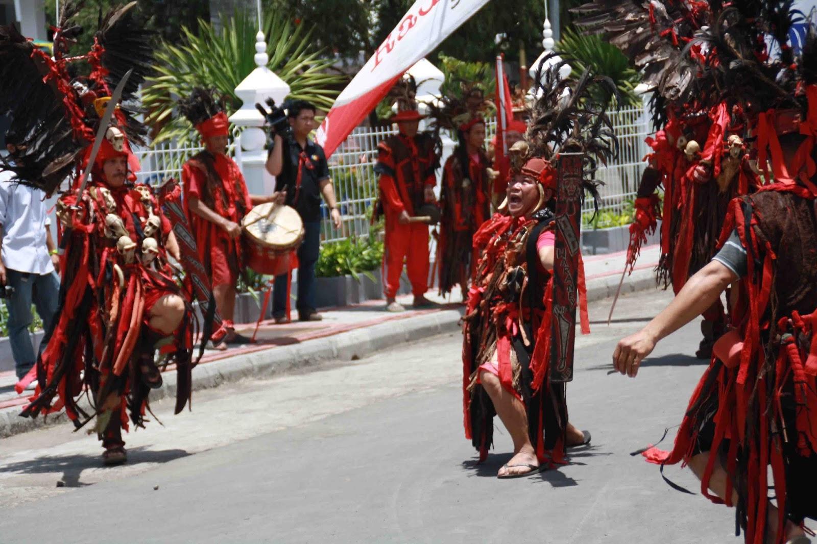 Tari Cakalele, Tarian Tradisional Dari Provinsi Maluku Utara