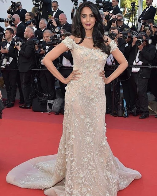 Malika Sherawat at cannes 2017 , Cannes Film Festival 2017, indian actresses at cannes 2017, who wore what cannes 2017