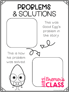 The Good Egg book study companion activities to go with the picture book by Jory John and Pete Oswald. Perfect for whole class guided reading, small groups, book study groups, or individual study packs. Packed with lots of fun literacy ideas and guided reading activities. Common Core aligned. K-2 #bookstudies #bookstudy #bookcompanion #bookcompanions #picturebookactivities #1stgrade #2ndgrade #literacy #guidedreading  #thegoodegg