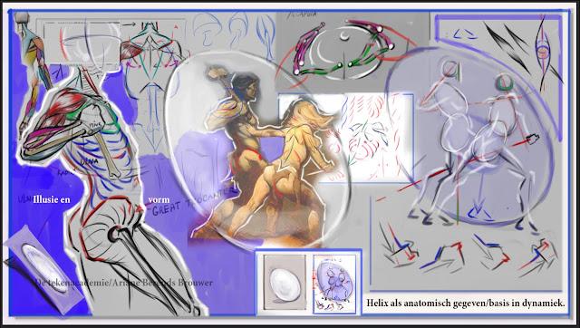 Tekenles,game art,concept art, portfolio maken,anatomie tekenen,portfolio maken