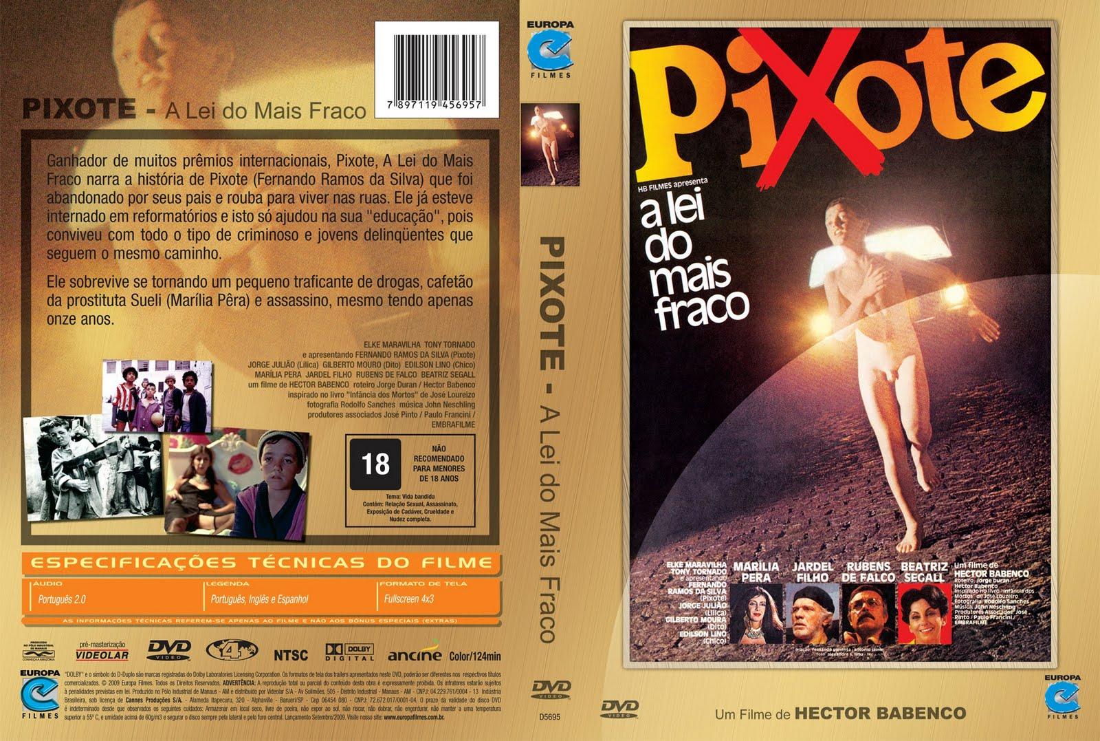 pixote dvd 2011
