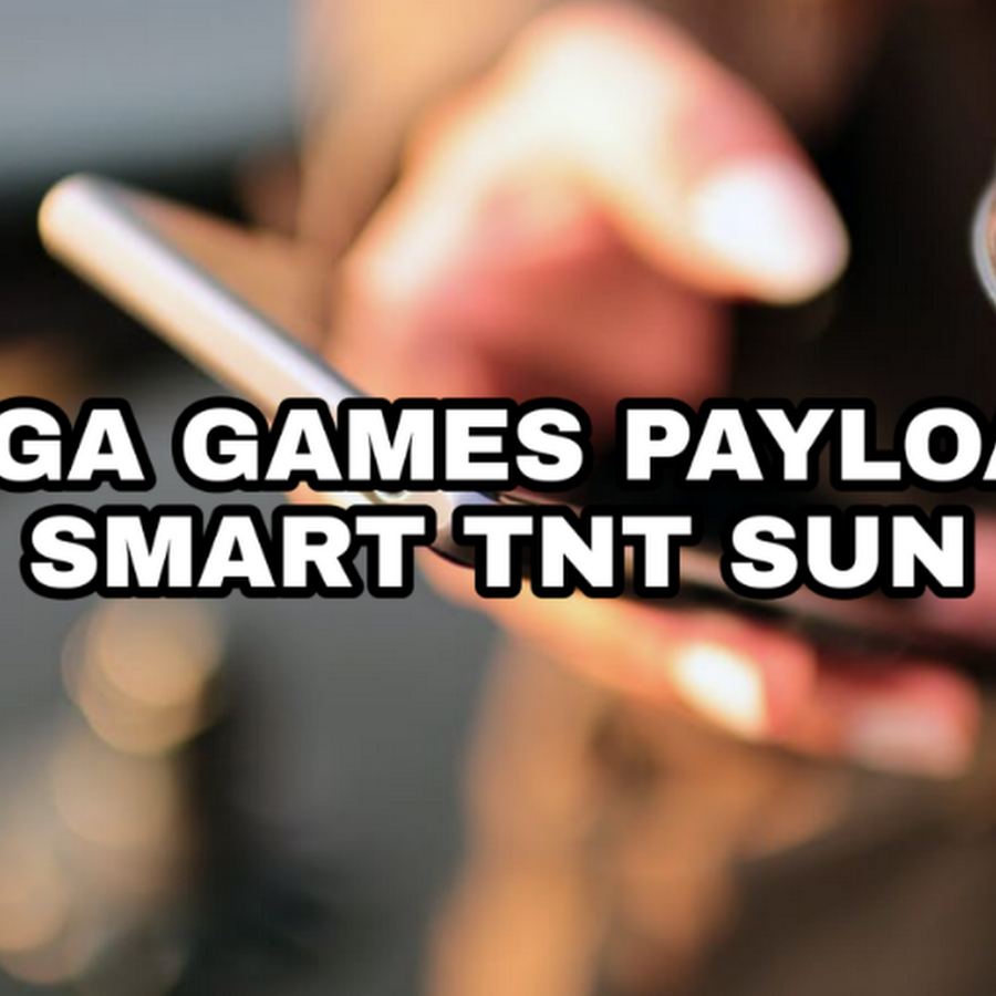 Giga Games Promos Payload - Smart TNT SUN