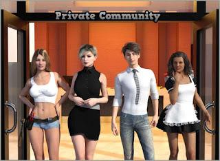 Private Community 0.1.2 APK