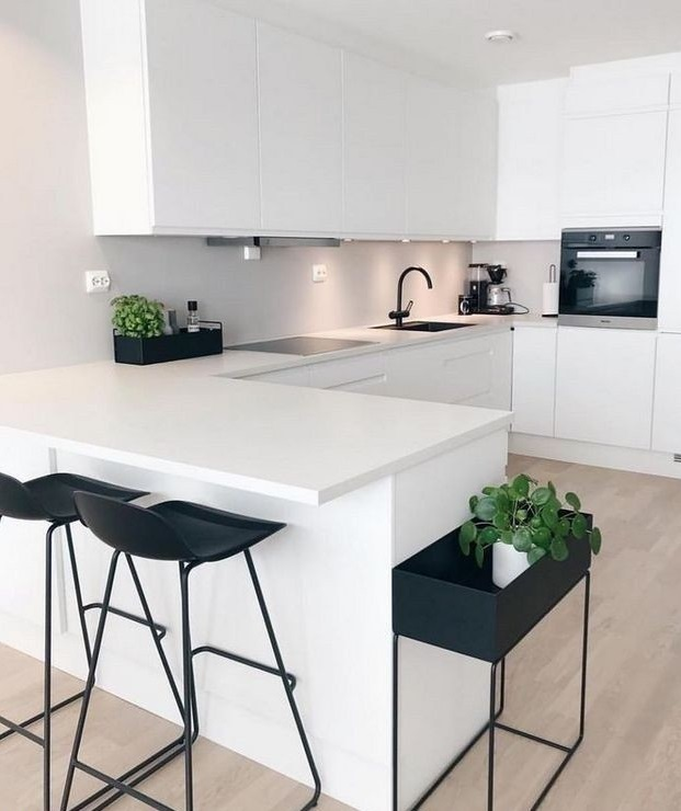 Kitchen Minimalist Design