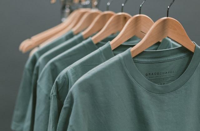 Yuk Cari Tahu Produk Apa Saja yang Bisa Dibuat Custom T-Shirt