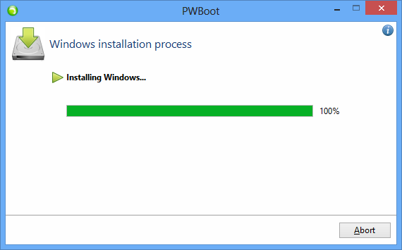 How To Easily Install Windows 7 & 8 onto An External USB Storage