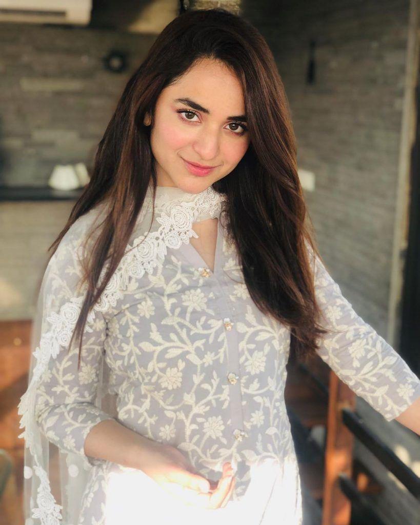 Yumna Zaidi Husband