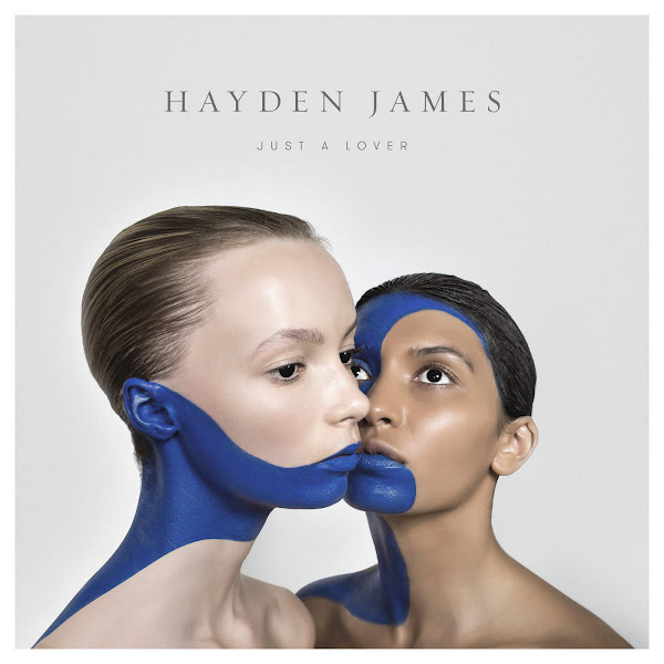 Hayden James - Just a Lover - Single Cover