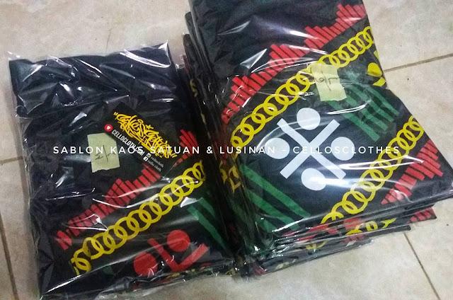 Sablon Kaos Daerah untuk Oleh Oleh atau Souvenir Kaos