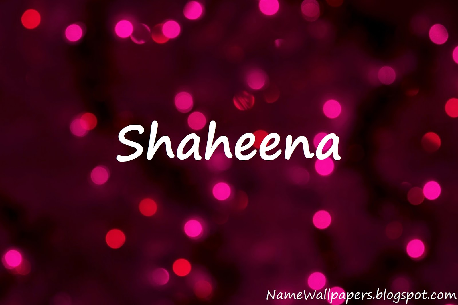 Shaheena Name Wallpapers Shaheena ~ Name Wallpaper Urdu ...