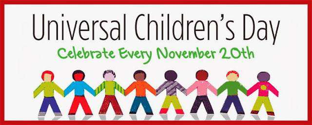 Universal Children's Day Wishes Awesome Picture
