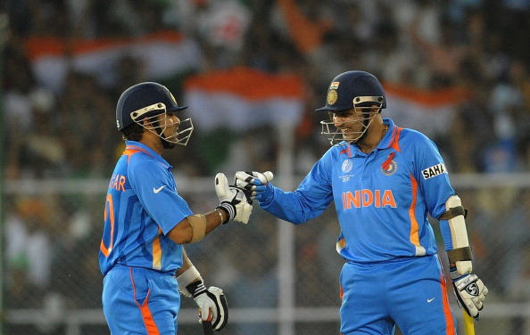 Sachin volunteered to bat at No.4 so that Sehwag can open in ODIs: Former India keeper Ajay Ratra
