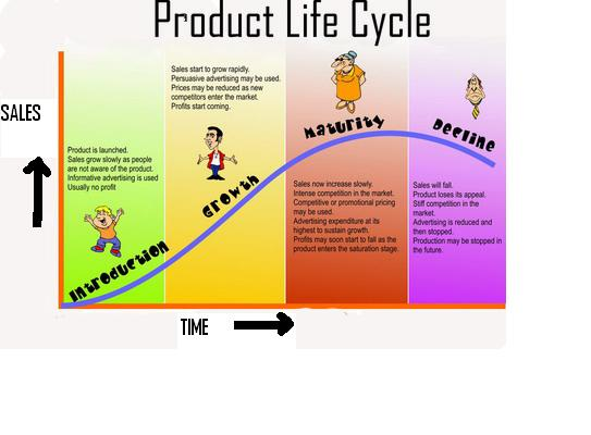 brand life cycle Follow the basic rules of the different life cycle phase that are analyzed later  in  the other hand the life cycle of a product form or brand reflects the.