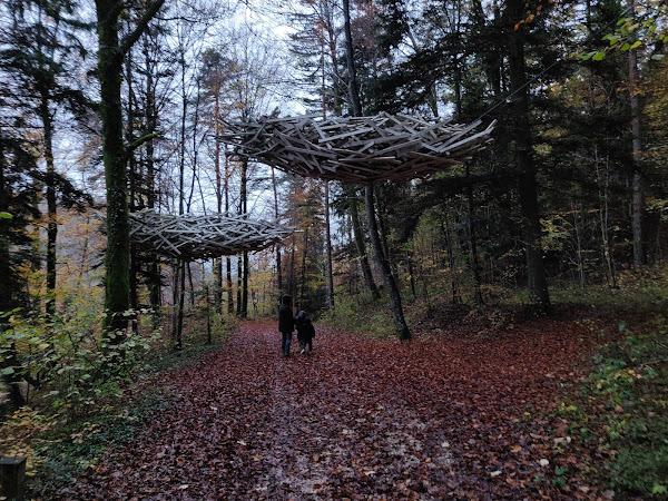 Sortie en famille : Parc naturel du Thal / SUISSE