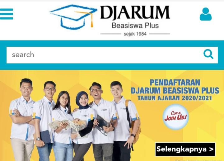 Beasiswa djarum foundation
