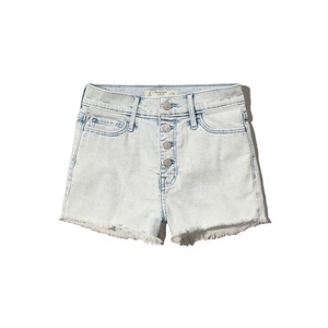 Abercombie & Fitch's High Rise Shorts