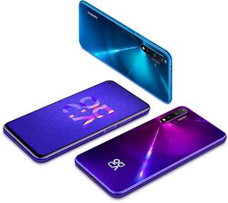 Spesifikasi dan harga Huawei Nova 5T
