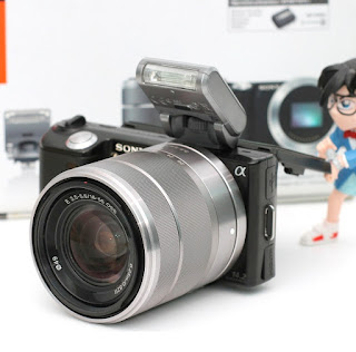 2nd Mirrorless Sony NEX 5D