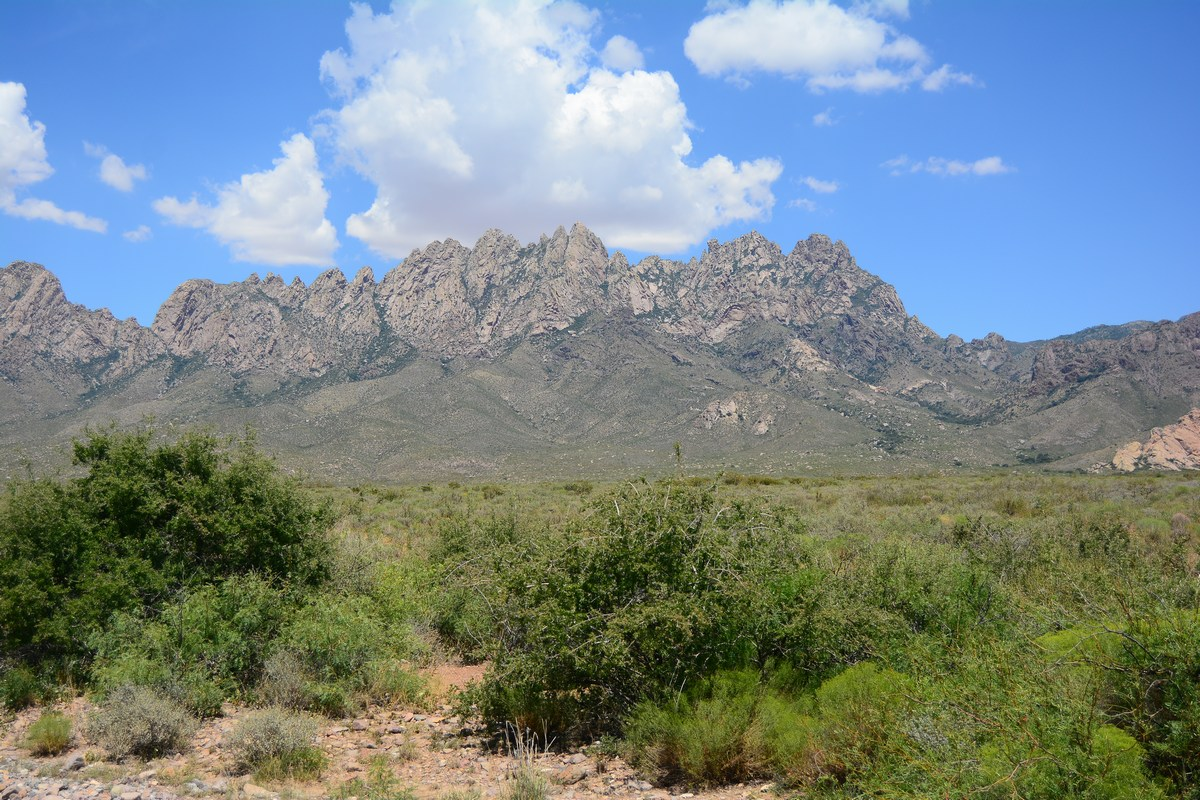 Organ Mountains National Monument