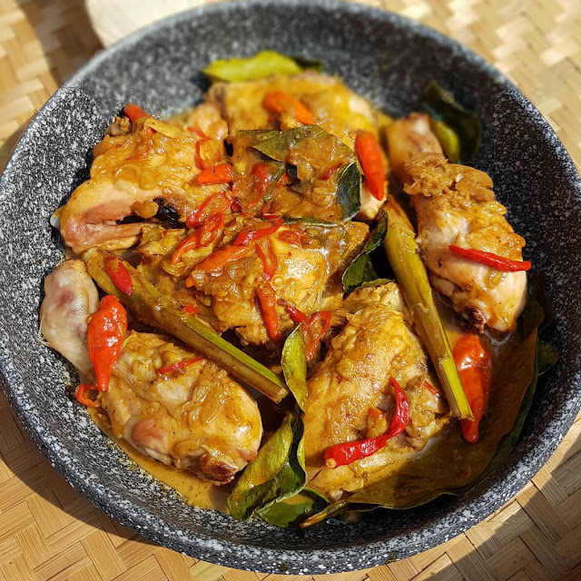 Ayam Lodho Malang