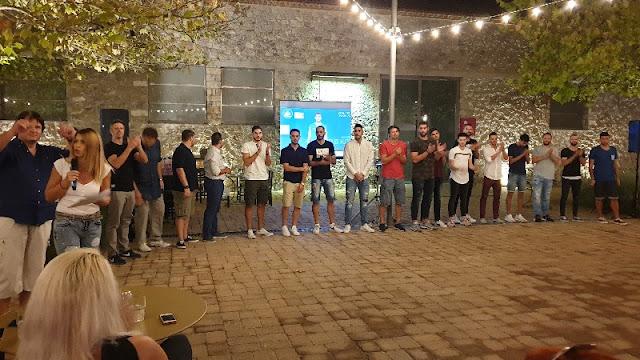 Η επίσημη παρουσίαση του Οίακα Ναυπλίου (βίντεο)