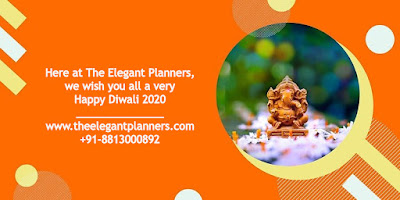 Diwali Greetings by The Elegant Planners