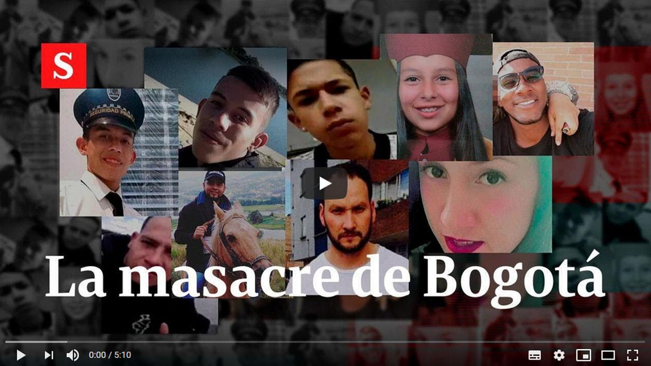 La masacre de Bogotá | La opinión de María Jimena Duzán