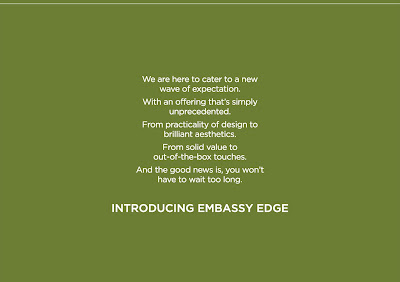 Embassy Edge | Contemporary Residences By Embassy Group