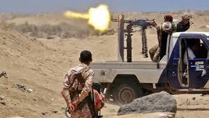 المواجهات في محافظة أبين بين القوات الحكومية والمجلس الإنتقالي