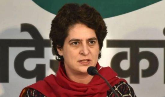 मोदी सरकार की मंशा पूरी नहीं होने देंगे: प्रियंका गांधी - newsonfloor.com