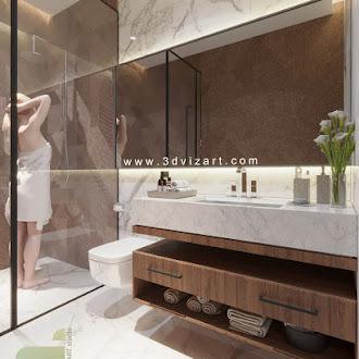 Bathroom Deny Yang