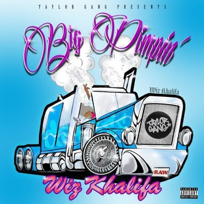 Wiz Khalifa - Big Pimpin (2020) - Album Download, Itunes Cover, Official Cover, Album CD Cover Art, Tracklist, 320KBPS, Zip album