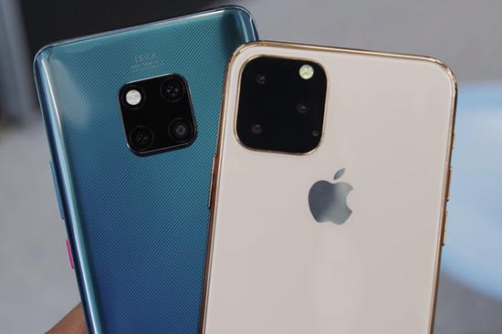 iPhone 11/11 Max/11 R family portrait three new products real machine map unveiled