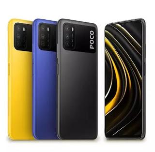 Smartphone Xiaomi Poco M3 4GB/64GB 6000mah Versão Global