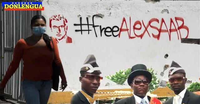 Influencers nigerianos cobran 150$ por publicar twits a favor de Álex Saab