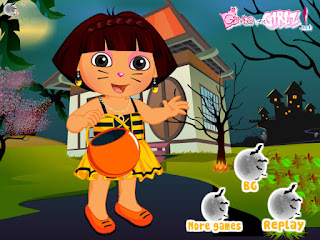 Dora Night Out Dressup