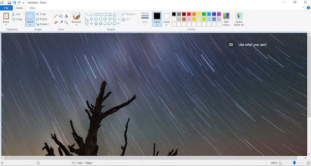Cara Screenshot Lockscreen dan Loginscreen di Windows 10 Tanpa Software