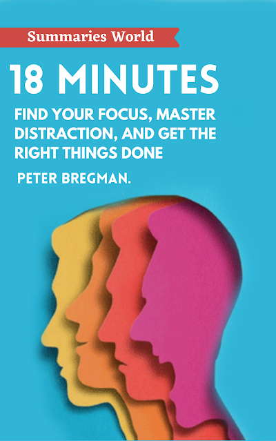 18 Minutes - Book Summary - Peter Bregman - Summaries World