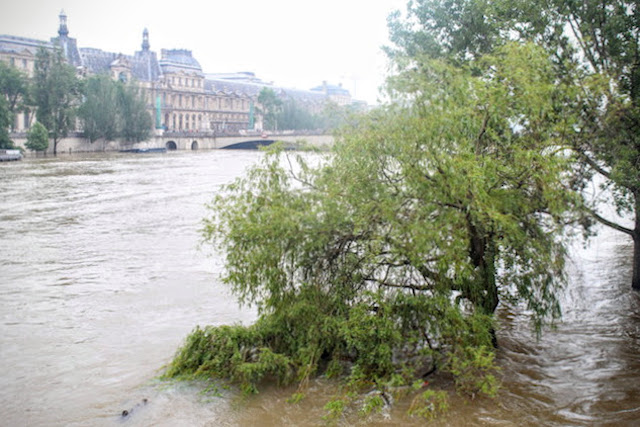 Paris flood 2016