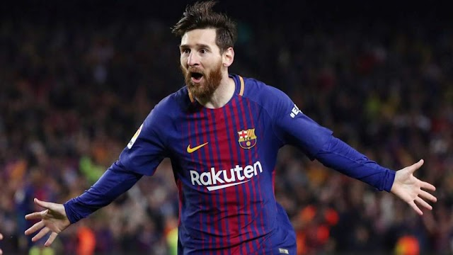 Messi to miss Barcelona's LaLiga opener