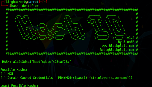 How To Identifie And Crack Hashes In Linux