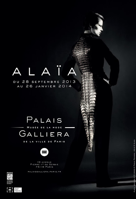 Azzedine Alaia Paris exhibition 2013