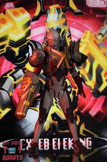 S.H. Figuarts Ultraman X MonsArmor Set 02