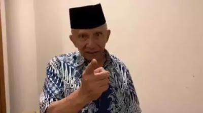 Anaknya GAGAL JADI CALEG Dari JAWA TENGAH, AMIEN RAIS Tuding Ada Kecurangan TSM