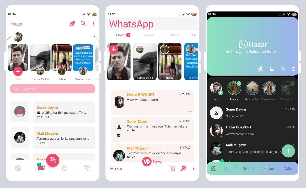 AERO WhatsApp v20.20 Latest Version Download