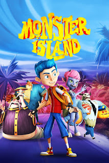 Download Monster Island (2017) Subtitle Indonesia