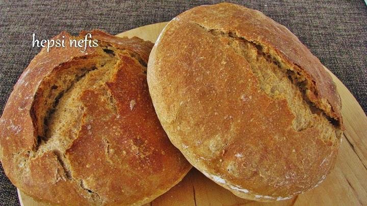 kepek ekmeği