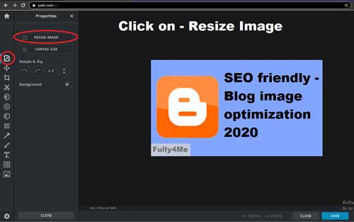 SEO Friendly Image Kaise Banaye - Blog image optimization tips