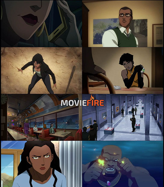 Vixen: The Movie (2017) 1080p