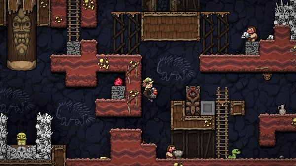 Free Download  Spelunky 2